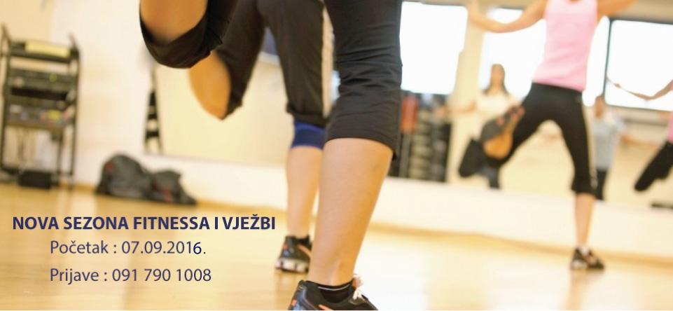 fitness upisi 2016